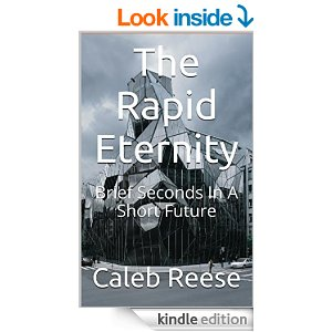 The Rapid Eternity set in a futuristic New York, where each person's life is heavily controlled by the president, Lucifer Enmy. Each person has a watch that counts down to different significant events in their lives - such as meeting their soul mate. Seventeen year old Jack Witter is just as nervous as the other members in his society about meeting his soul mate, but instead finds that he is the president's new target and receives a watch counting down to his own death. He must escape his society and look for a way to save his own life, as well as everyone else in the society.